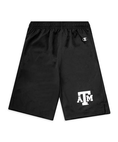 Texas A&M Champion Youth Mesh Shorts