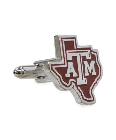 Texas A&M Lone Star Cuff Links