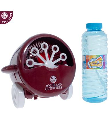 Maroon Aggieland Outfitters Bubble Machine