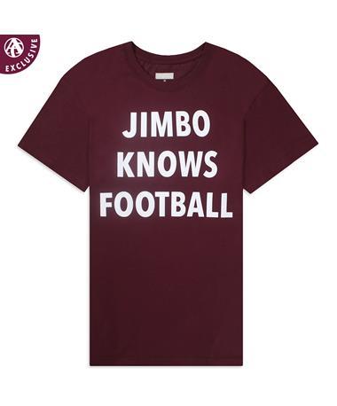 Jimbo Knows Football T-Shirt