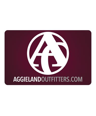 Aggieland Outfitters E-Gift Card