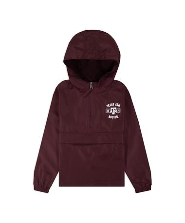 Texas A&M Aggies Champion Youth Packable Jacket