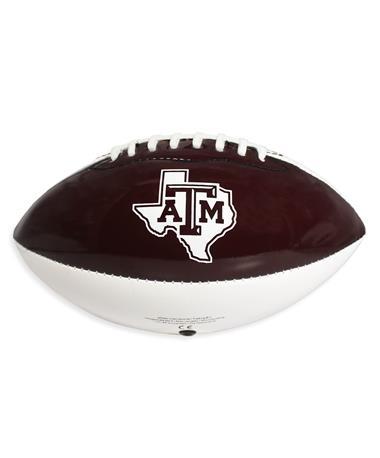 Texas A&M Adidas Adiblitz Mini Football