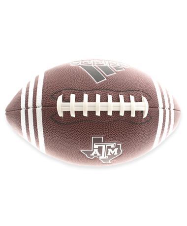 Texas A&M Adidas 3-Stripe University Football