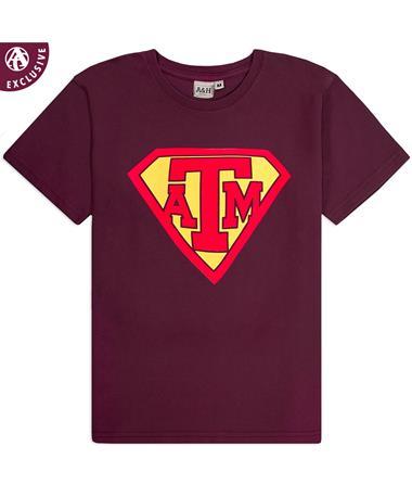 Texas A&M Super Youth T-Shirt