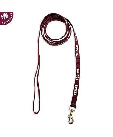 Texas A&M Aggies 1.6m Dog Leash