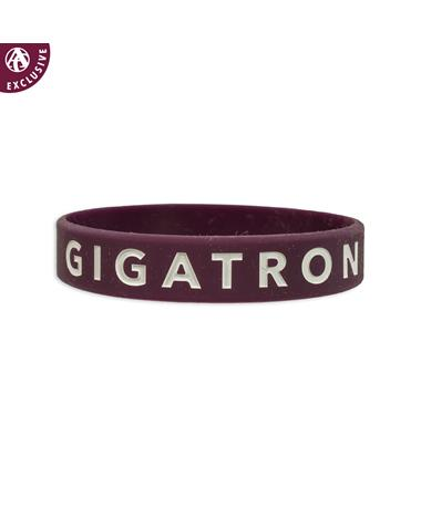Aggieland Outfitters GIGATRON Youth Silicon Bracelet
