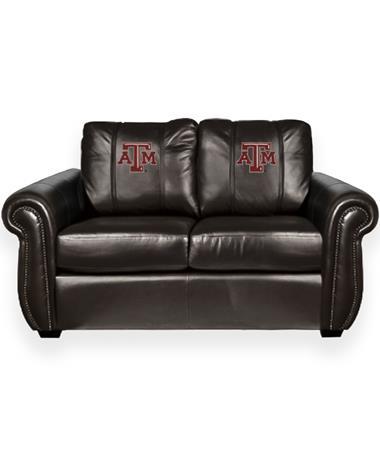 Texas A&M Dream Seat Chesapeake Loveseat