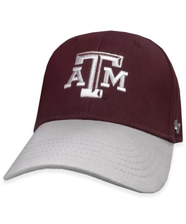 Texas A&M '47 Brand Infant MVP Cap