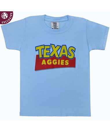Texas Aggies Design Youth T-Shirt