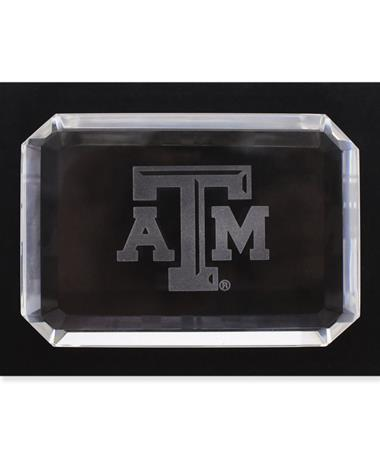 Texas A&M Optic Paperweight