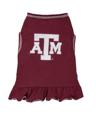 Texas A&M Aggie Dog Cheerleader Dress