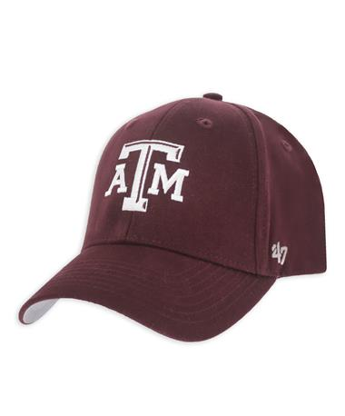Texas A&M '47 Brand MVP Adjustable Kids Hat