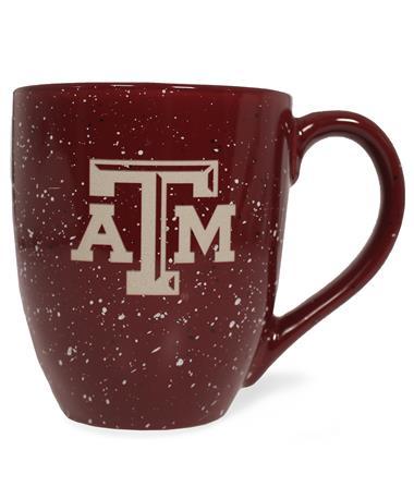 Texas A&M Speckled Bistro Mug