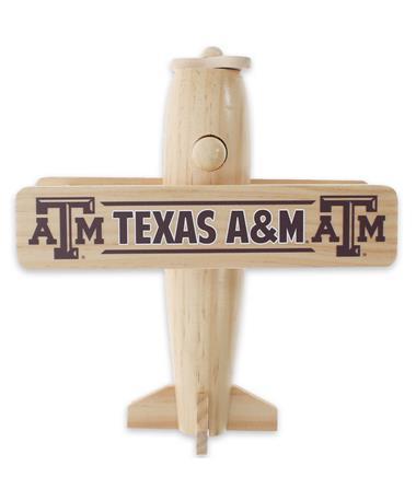 Texas A&M Wooden Airplane