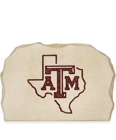 Texas A&M Lone Star 9 X 11 Decorative Stone