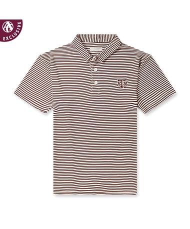 Texas A&M Youth Performance Polo