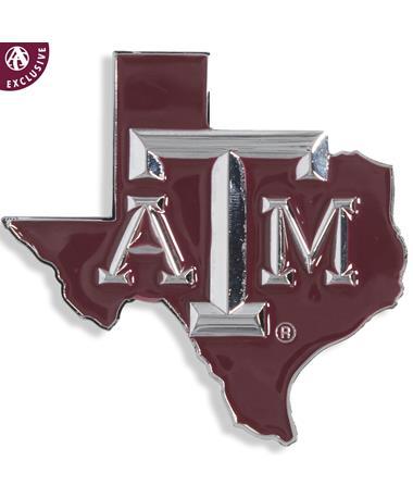 Texas A&M Maroon Lone Star Emblem