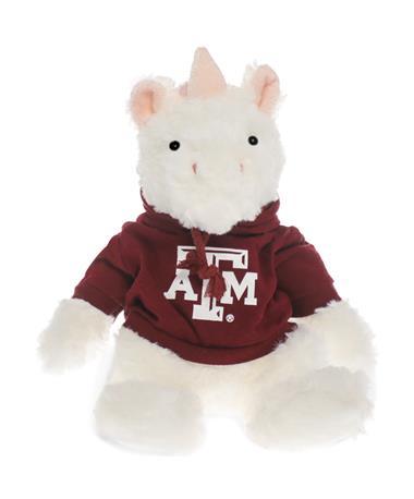 Texas A&M Unicorn Cuddle Buddy Plush
