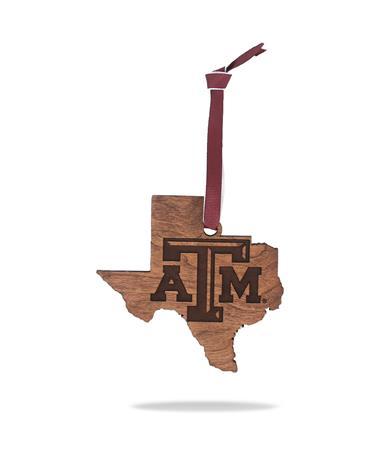 Texas A&M Lone Star Ornament