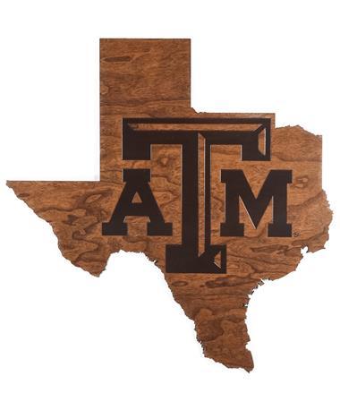 Texas A&M Lone Star Large Wall Decor