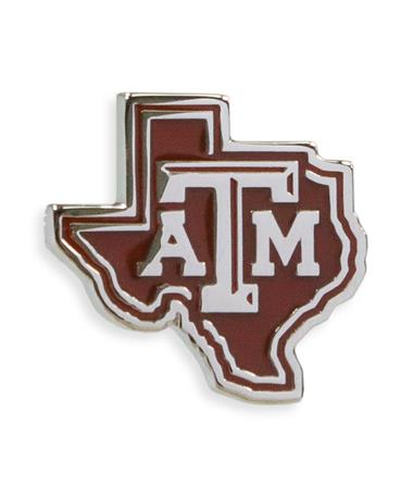 Texas A&M Lone Star Lapel Pin