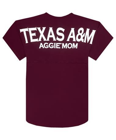 Texas A&M Mom Spirit Jersey