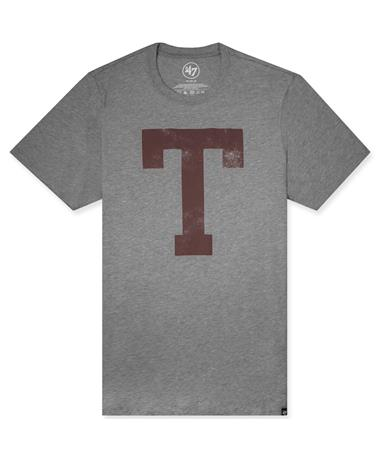 Texas A&M '47 Brand Solid Block T Club T-Shirt