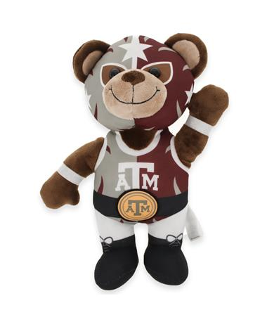 Texas A&M Plush Wrestler Bear