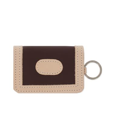 Maroon Jon Hart ID Wallet