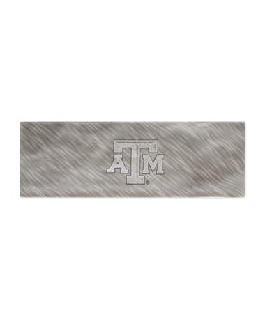 Texas A&M Glitter Logo Jersey Knotted Headband