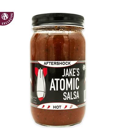 Jake's Aftershock Atomic Salsa