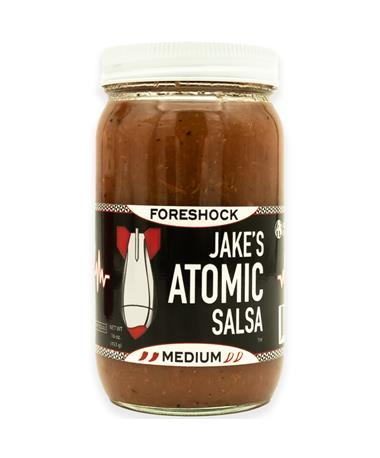 Jake's Foreshock Atomic Salsa