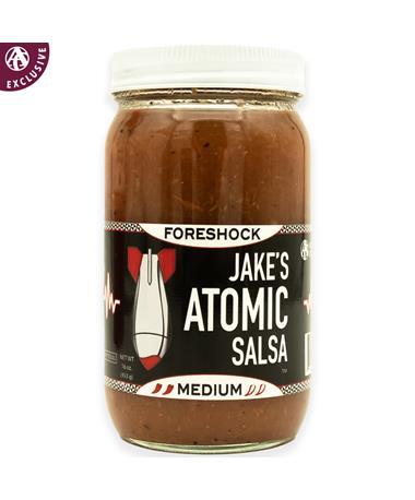 Jake's Foreshock Atomic Salsa