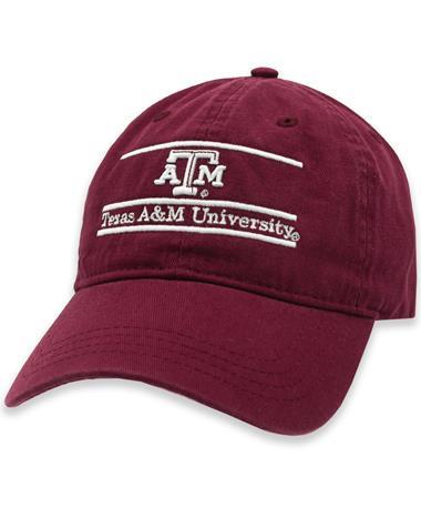 Texas A&M Bar Aggie Dad Cap