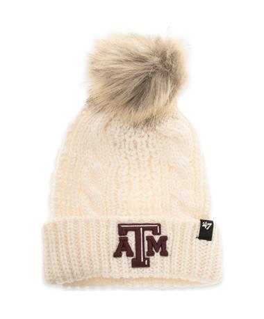 Texas A&M '47 Brand Meeko Cuff Knit Hat
