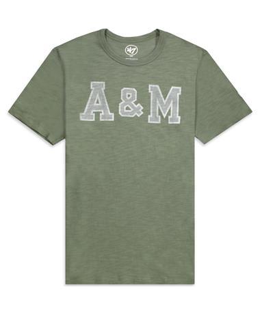 Texas A&M '47 Brand Two Peat Scrum T-Shirt