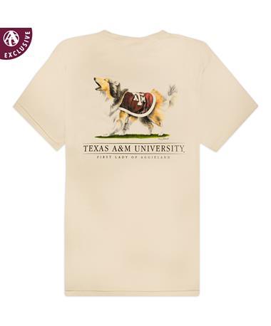 Texas A&M Hailey Rev T-Shirt