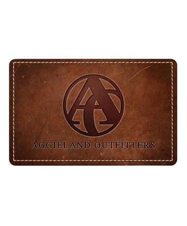 Aggieland Outfitters Leather E-Gift Card
