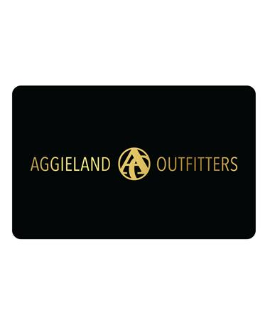 Aggieland Outfitters Black & Gold E-Gift Card