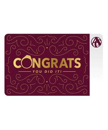 Aggieland Outfitters Ring Congrats E-Gift Card