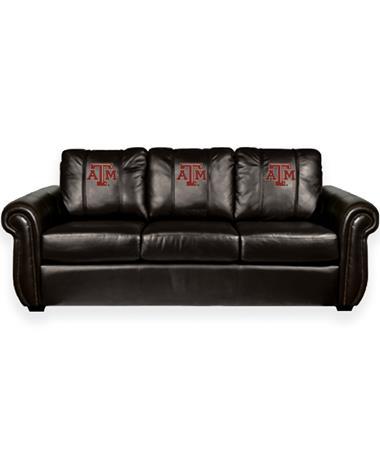 Texas A&M Dream Seat Chesapeake Sofa