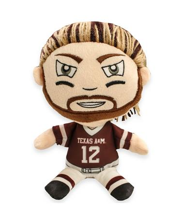 Texas A&M Gillaspia Baby Bros Player Plush