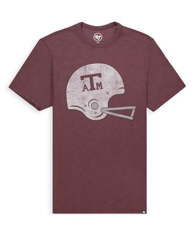 Texas A&M '47 Brand Grit Scrum T-Shirt