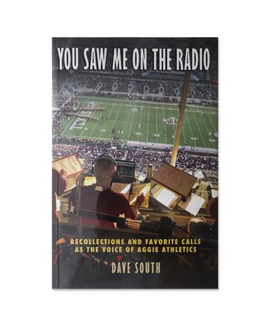 You Saw Me On The Radio Book by Dave South