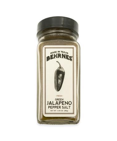 Behrnes' Jalapeno Pepper Salt