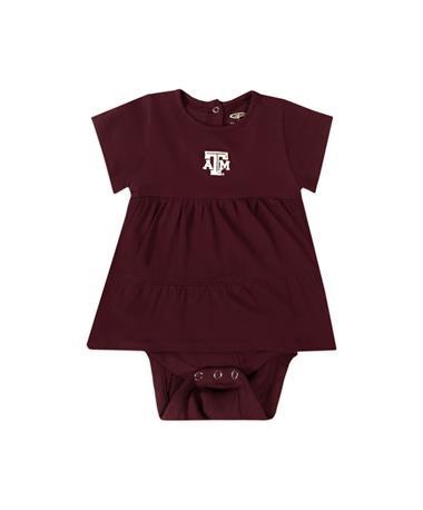 Texas A&M Fia Infant Dress