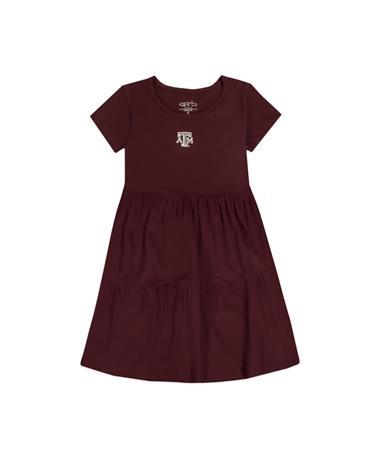 Texas A&M Fia Toddler Dress