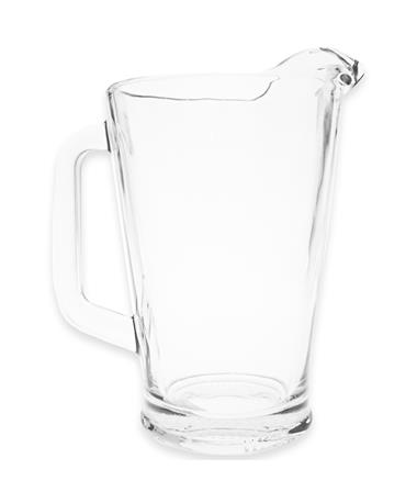 Clear 60 oz. Glass Pitcher