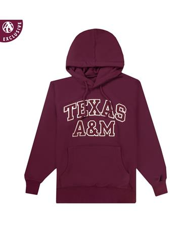 Texas A&M Youth Hooded Sweatshirt